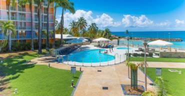 Hôtel Karibea Beach Resort 3 * Gosier (Guadeloupe)