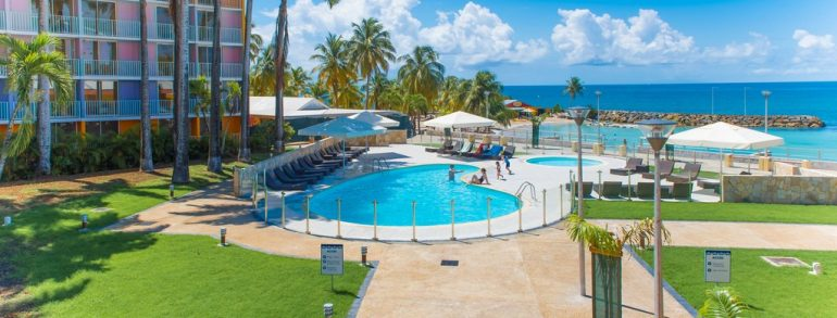 Hôtel Karibea Beach Resort 3 * Gosier (Guadeloupe)