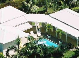 Habitation de l'Anse Mancenillier