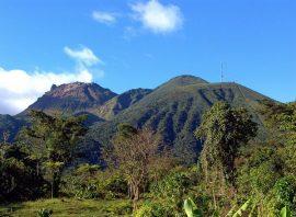 Randonnée à la Soufrière en Guadeloupe