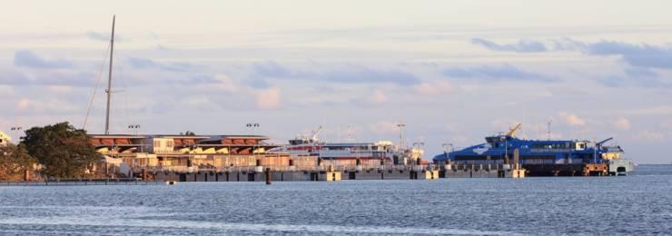 Location voiture Port de Pointe-à-Pitre