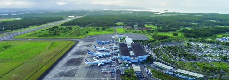 Location voiture Aéroport Pôle Caraïbes