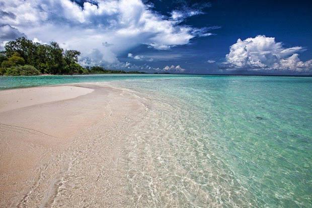 Le site exceptionnel de la Baignoire de Joséphine en Martinique